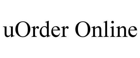 UORDER ONLINE