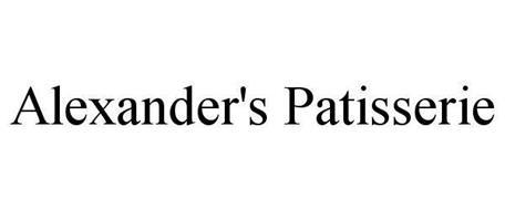 ALEXANDER'S PATISSERIE