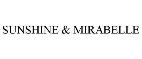 SUNSHINE & MIRABELLE
