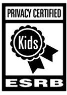 PRIVACY CERTIFIED KIDS ESRB