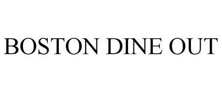 BOSTON DINE OUT
