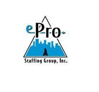 EPRO STAFFING GROUP, INC.