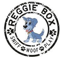 REGGIE BOX SNIFF WOOF PLAY