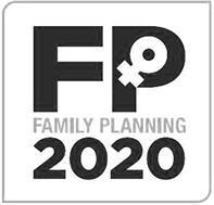FP2020 FAMILY PLANNING