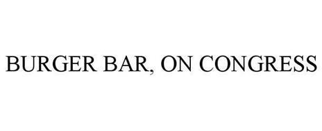 BURGER BAR ON CONGRESS
