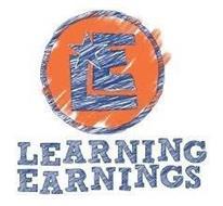 LE LEARNING EARNINGS
