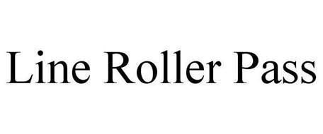 LINE ROLLER PASS