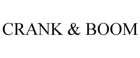 CRANK & BOOM