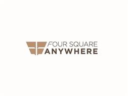 FOUR SQUARE ANYWHERE