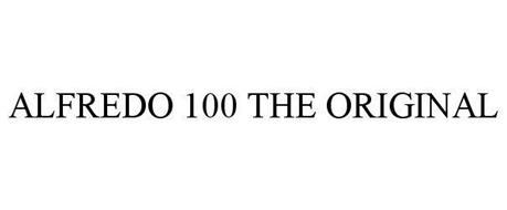 ALFREDO 100 THE ORIGINAL
