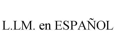 LL.M. EN ESPAÑOL