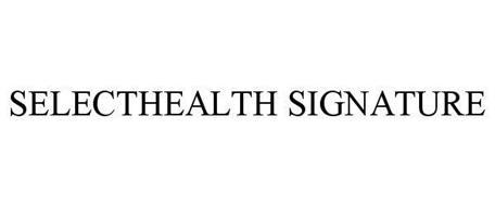 SELECTHEALTH SIGNATURE