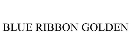 BLUE RIBBON GOLDEN