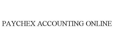 PAYCHEX ACCOUNTING ONLINE
