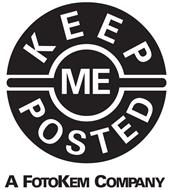 KEEP ME POSTED A FOTOKEM COMPANY
