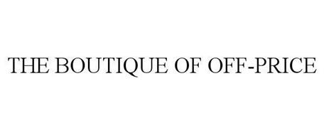 THE BOUTIQUE OF OFF-PRICE