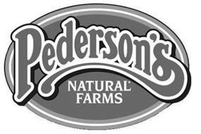 PEDERSON'S NATURAL FARMS
