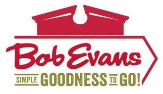 BOB EVANS SIMPLE GOODNESS TO GO!
