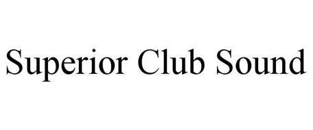 SUPERIOR CLUB SOUND