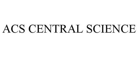ACS CENTRAL SCIENCE