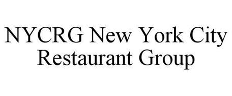 NYCRG NEW YORK CITY RESTAURANT GROUP