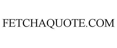 FETCHAQUOTE.COM