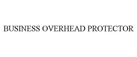BUSINESS OVERHEAD PROTECTOR