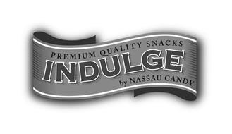 PREMIUM QUALITY SNACKS INDULGE BY NASSAU CANDY