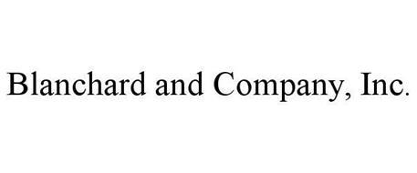 BLANCHARD AND COMPANY, INC.