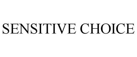 SENSITIVE CHOICE