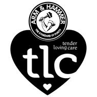 ARM & HAMMER THE STANDARD OF PURITY TLC TENDER LOVING CARE