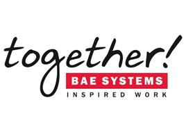 TOGETHER! BAE SYSTEMS INSPIRED WORK