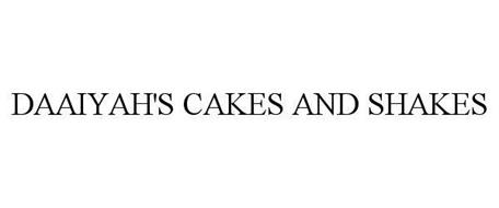 DAAIYAH'S CAKES AND SHAKES