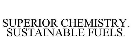 SUPERIOR CHEMISTRY. SUSTAINABLE FUELS.