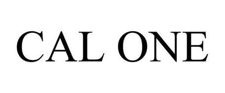CAL ONE