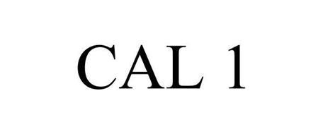 CAL 1