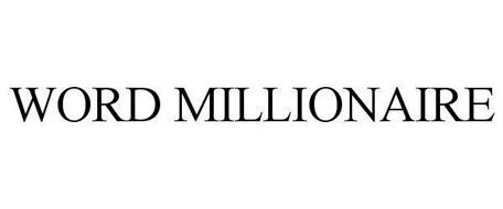 WORD MILLIONAIRE