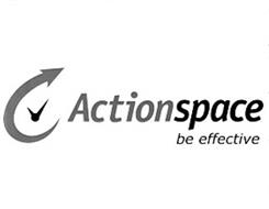 ACTIONSPACE BE EFFECTIVE