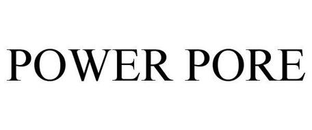 POWER PORE