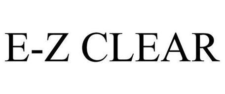 E-Z CLEAR
