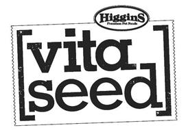 VITA SEED HIGGINS PREMIUM PET FOODS