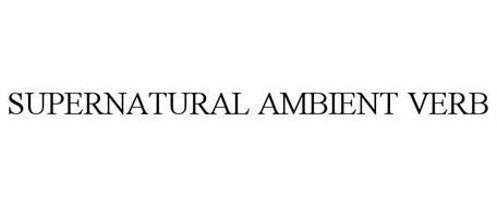 SUPERNATURAL AMBIENT VERB