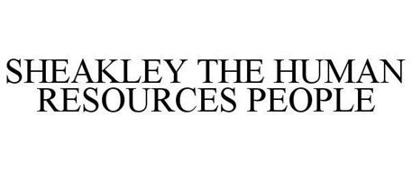 SHEAKLEY THE HUMAN RESOURCES PEOPLE