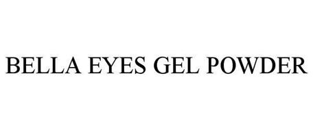 BELLA EYES GEL POWDER