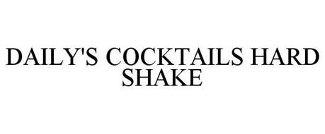 DAILY'S COCKTAILS HARD SHAKE