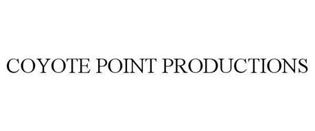 COYOTE POINT PRODUCTIONS