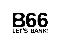 B66 LET'S BANK!