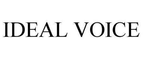 IDEAL VOICE