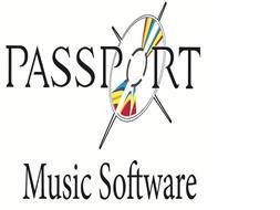 PASSPORT MUSIC SOFTWARE