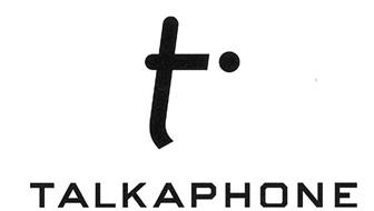 T TALKAPHONE